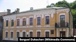 Дом Листовничего или дом Булгакова? Андреевский спуск