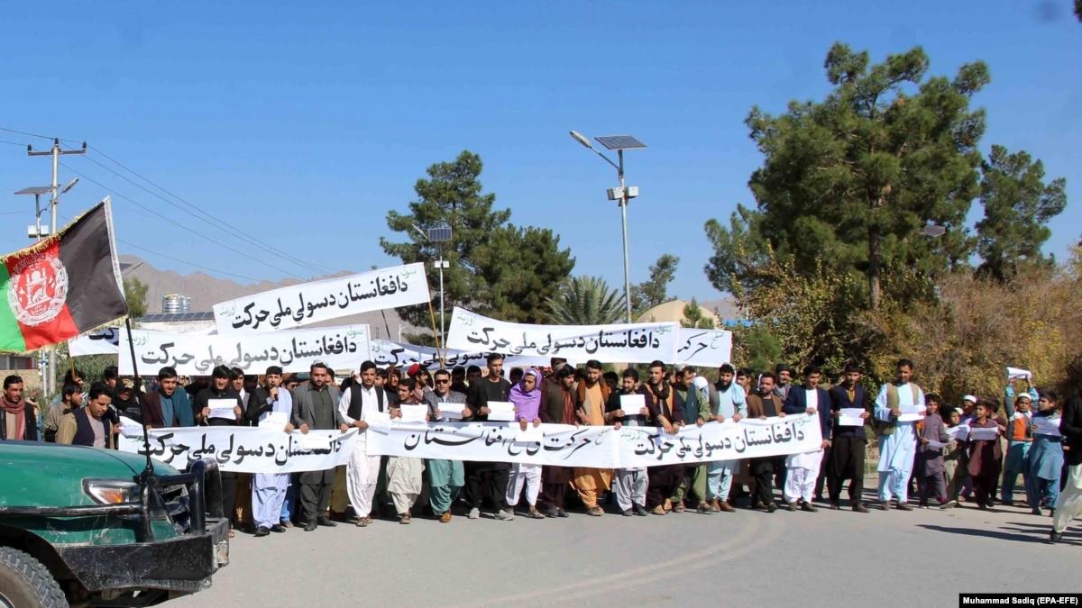 Афганистан: талибы похитили 27 активистов движения за мир