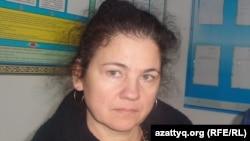 Правозащитник Елена Семенова.