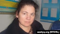 Правозащитник Елена Семёнова.