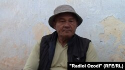 Sharif Shirinbekov from southern Tajikistan says all of his sons have been duped into going to Syria.