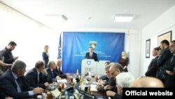 Kryeprokurori i Kosovës, Aleksandër Lumezi