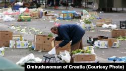 Prizor iz Zagreba, fotoarhiv