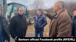 Бойко Борисов в Перник