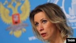 Trumpa na vlast doveli Židovi: Marija Zaharova