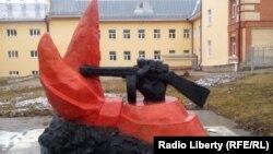 Памятник в г. Лысьва, Пермский край
