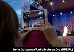 Всеукраинский фестиваль «Червона рута-2017» в Мариуполе