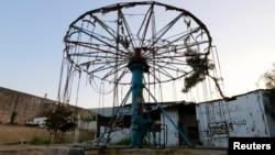 Покинутий парк розваг у Сирії (архівне фото)