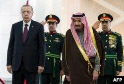 Туркия ва Арабистони Саудӣ тайи чанд соли ахир чандон муносибати гарме надоранд.