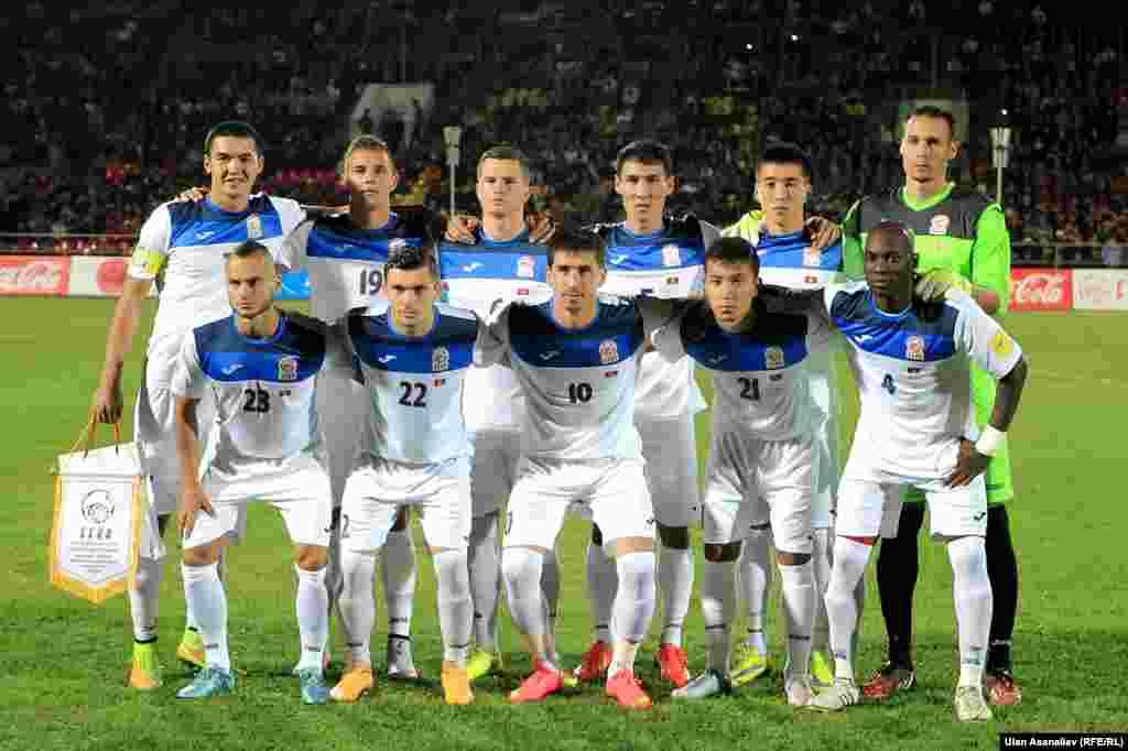 Сборная команда Кыргызстана