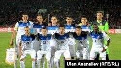 Национальная сборная Кыргызстана по футболу