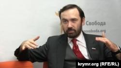 Депутат Держдуми Росії Ілля Пономарьов