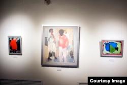 Выставка работ Сергея Голлербаха в музее им. И.Н. Крамского, 2018