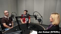 Einulla Fatullaiev intervievat de Daisy Sindelar (RFE)