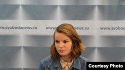 Студентка МГУ Мария Комарова