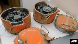 The flight recorders from the plane of Polish President Lech Kaczynski, which crashed last April