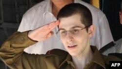 Израильский военнослужащий Гилад Шалит