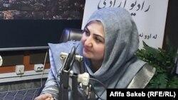 دیانا بارکزی رئیس بنیاد اجتماعی دیانا افغان