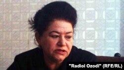 Саодат Амиршоева, узви Маҷлиси намояндагони Тоҷикистон