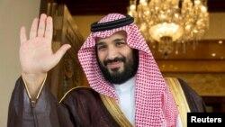Trashëgimtari i fronit në Arabinë Saudite, Mohammed bin Salman