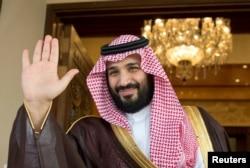 Мухамед бен Салман Аль Сауд