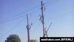 Türkmenistan elektrik energiýasynyň eksportyny artdyrjakdygyny aýdýar