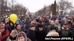Антикоррупционный митинг 26 марта в Казани