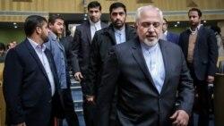 واکنش تند وزیر خارجه ایران به اظهارات نخستوزیر بریتانیا