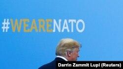 Трамп на саміце NATO