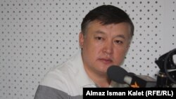 Akhmatbek Keldibekov (file photo)