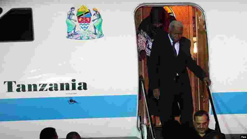معاون رییس جمهوری تانزانیا