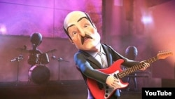 Moskvanın müttəfiqi Lukaşenko Rusiya televizyasında da lağa qoyulur