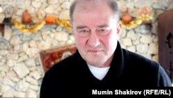 Заступник голови Меджлісу кримськотатарського народу Ільмі Умеров