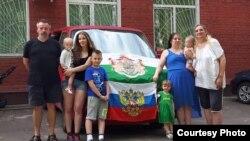 Андре, Доминик, Юлия и Карола Грисбахи