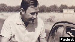 Али Хамраев в процессе создания фильма «Где ты, моя Зульфия?».
