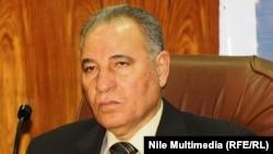 رئيس نادي القضاة المستشار أحمد الزند
