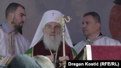 Архивска фотографија- патријархот на српската православна црква Иринеј