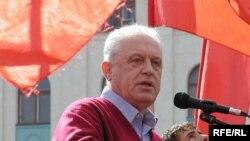 Народний депутат від КПУ Леонід Грач