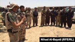 «Իսլամական պետության» դեմ կռվող քուրդ աշխարհազորայիններ Իրաքում, հուլիս, 2015թ․