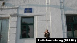 Будівля зачиненої Макіївської школи