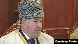 Shimoliy Kavkaz musulmonlari muvofiqlashtiruvchi kengashi raisi Ismoil Berdiev.