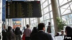 فرودگاه بینالمللی امام خمینی، تهران