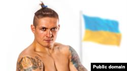 Український боксер Олександр Усик