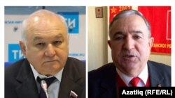 Илдар Гыйлметдинов һәм Хафиз Миргалимов