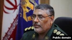 عباس غلامشاهی از سال ۱۳۹۵ فرمانده منطقه اول نیروی دریایی سپاه است. این منطقه در بندرعباس واقع شده و وظیفه آن عملیات دفاعی در محدوده تنگه هرمز است.