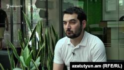 Депутат правящей парламентской фракции «Мой шаг» Грачья Акопян