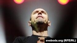 Сяргей Міхалок, лідэр рок-гурта Brutto