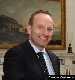 Министр иностранных дел Дании Мартин Линдегорд