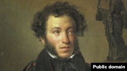 Поэт Александр Пушкин.