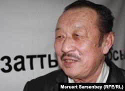 """Ибрагим Кошкари, председатель общественного фонда """"Казахстан""""."""